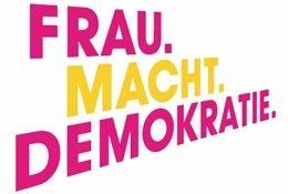 Frau Macht Demokratie